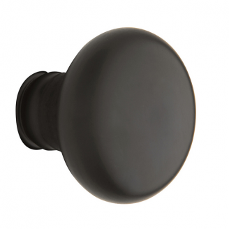 Baldwin Estate 5015.MR Pair of Knobs Minus Rosettes oil rubbed bronze