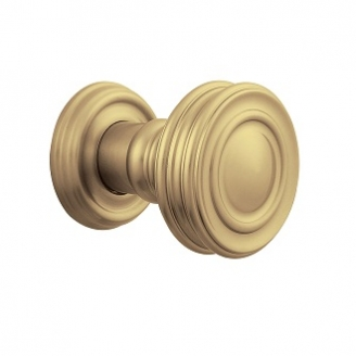 Baldwin Estate 5066 door Knob Set Vintage Brass (033)