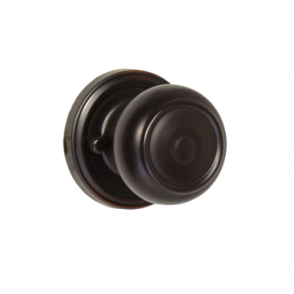 Weslock Savannah 610Z Privacy Oil Rubbed Bronze (10B)
