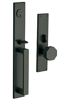 Baldwin Atlanta Baldwin 6570 Mortise Handlesets