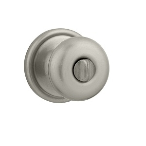 Kwikset 730H Privacy 15 Satin Nickel