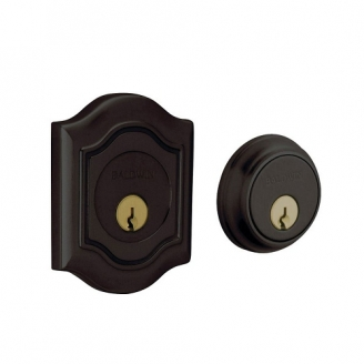 Baldwin 8238 Double Cylinder 102 Oil Rubbbed Bronze