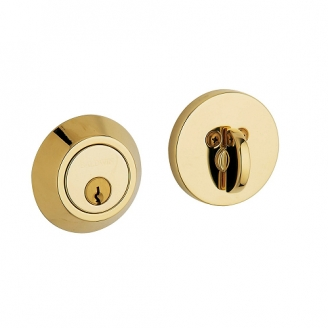 Baldwin 8241 Single Cylinder 031 non-lacquered Brass