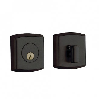 Baldwin 8285 Single Cylinder 402 Distressed Oil Rubbed Bronze