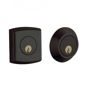 Baldwin 8286 Double Cylinder 402 Distressed Oil Rubbed Bronze
