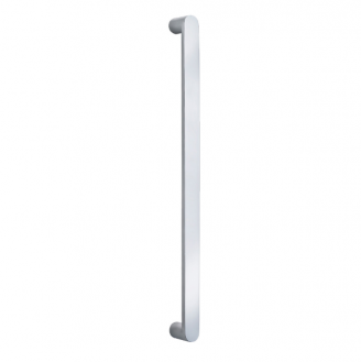 Omnia 9028P/457 Oval Modern Appliance Pull from the Ultima Collection