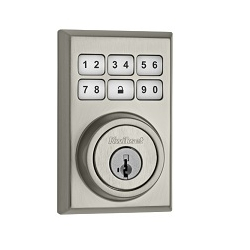 Kwikset 909CNT-SMT 15 Satin Nickel