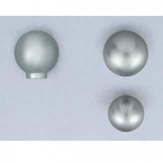 Omnia 9180 Stainless Steel Cabinet Knob