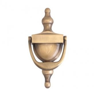 Brass Accents Colonial Knocker Antique Brass (609)