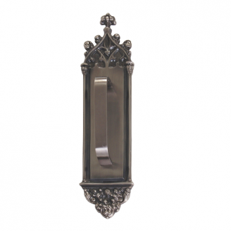 Brass Accents Renaissance Collection Gothic Pull Plate