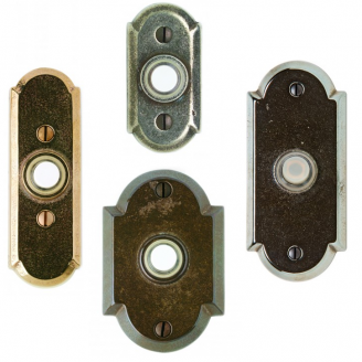 Rocky Mountain Arched Door Bell Button