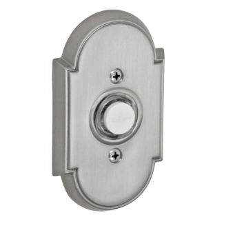 Fusion B-EL-E8 Tarvos Doorbell Brushed Nickel (BRN)