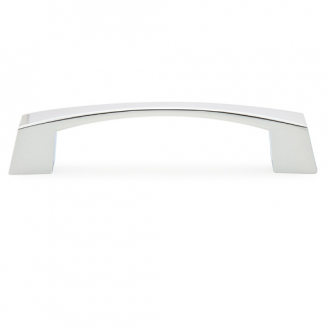 Emtek Curvilinear Collection Sweep Cabinet Pull 86407