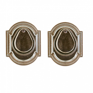 Rocky Mountain DD012 Double Cylinder Deadbolt in White Bronze Light Patina
