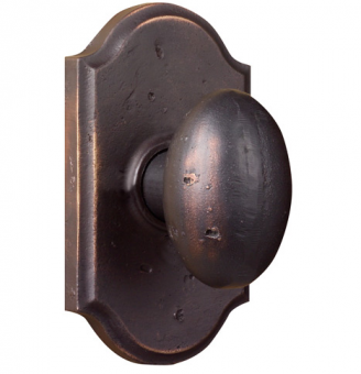 Weslock Durham 7100M Passage with Premiere Rose Oil Rubbed Bronze