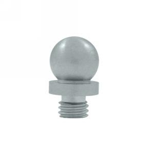 Deltana Solid Brass Ball Tip Finial