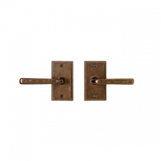 Rocky Mountain E304 Stepped Escutcheon with French Lever