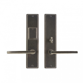 Rocky Mountain E311, E312, E313 Stepped Escutcheon Entry Set