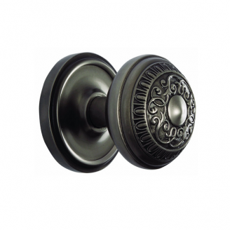 Nostalgic Warehouse Egg & Dart Privacy Mortise with Classic Rose Antique Pewter