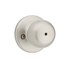 Weiser GAC331F Privacy 15 Satin Nickel