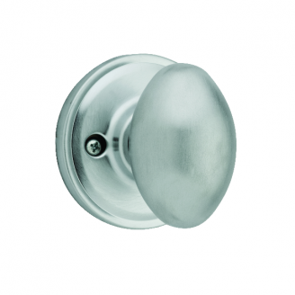 Weiser GA12L Dummy 26D Satin Chrome