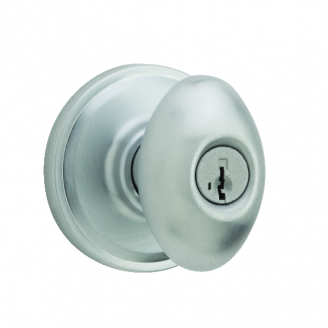 Weiser GA531L-SMT SmartKey Entry 26D Satin Chrome