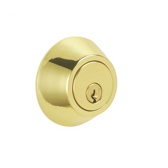Dexter JD60 Single Cylinder 605 Polished Brass