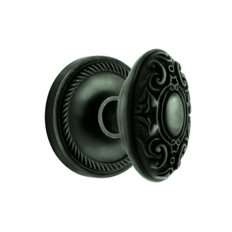 Nostalgic Warehouse Victorian with Rope Rose Oil Rubbed Bronze