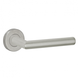 Fusion Stainless Steel Euro-Trim Collection 2060 Lever Brushed Stainless Steel