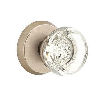 Emtek Georgetown Knob Glass Interior Door Knobs