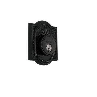 Meadows Single Cylinder Deadbolt Oil Rubbed Bronze (OB)