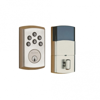 Baldwin 8285.AC1 Keyless Satin Nickel (150)
