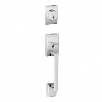 Schlage F60 Century Handleset Low Price Door Knobs