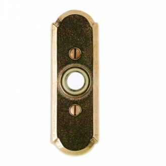Rocky Mountain EW708 Arched Door Bell Button