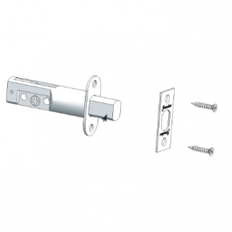 Grandeur Deadbolt Latch With 2 3/8 inch backset