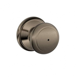 Schlage F40 And Privacy Antique Pewter 620