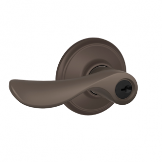 Schlage Champagne F51A-Chp-613 Keyed Entry Oil Rubbed Bronze