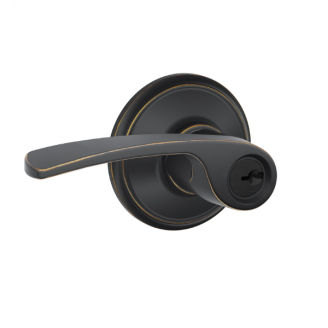 Schlage F51a Mer F Series Merano Keyed Entry Door Lever