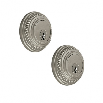 Grandeur Newport Double Cylinder Deadbolt Satin Nickel (SN)