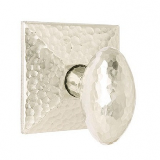 Emtek Hammered Egg Door Knob Set Low Price Door Knobs