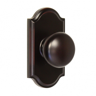 Weslock 1710I Privacy with Premiere Rose Oil Rubbed Bronze