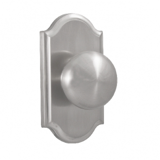 Weslock 1710I Privacy with Premiere Rose Satin Nickel