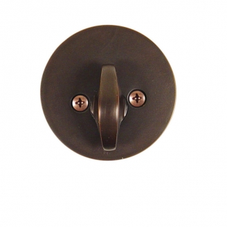 Emtek 8567 Modern Style Single Sided Deadbolt Oil Rubbed Bronze (US10B)