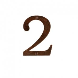 Rocky Mountain ITC Bookman House Numbers (4