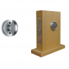 Omnia 041/N Traditional Mortise Deadbolt Lock