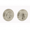 Fusion Stepped Deadbolt 100-B1-BRN