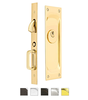 Emtek 2103 Keyed Pocket Door Mortise Lock