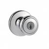 Kwikset 400T-SMT SmartKey Entry 26 Polished Chrome