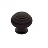 Baldwin Ring Deco Cabinet Knob (4445, 4446, 4447) shown in Venetian Bronze (112)