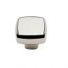 Baldwin 4453 Severin Fayerman Collection Cabinet Knob Polished Nickel